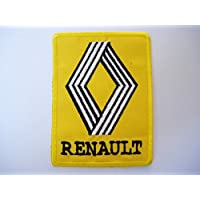 Patches – Renault – Yellow – Sport Automóvil Sport – Coche ...