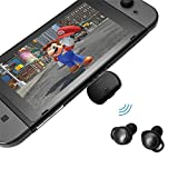 ckground Wireless Adapter Bluetooth Audio Transmitter Portable Design Mini Size Use...
