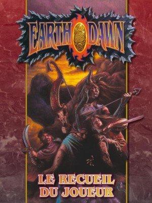 Blackbook Éditions - Earthdawn : Recueil du Joueur