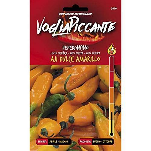 Portal Cool Aji Dulce Amarillo - Vogliapiccante - Sem. Dotto