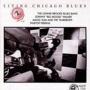 Living Chicago Blues/Vol. 2