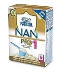 #2: Nestlé NAN PRO 1 Infant Formula (Upto 6 Months) 400g