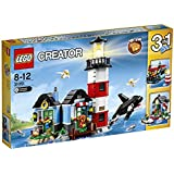 Lego Lighthouse Point, Multi Color