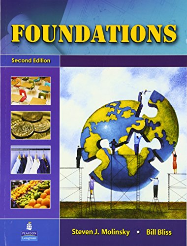 Foundations: Foundations Student Book
