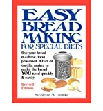 [(Easy Breadmaking for Special Diets: Use Your Bread Machine, Food Processor, Mixer, or Tortilla Maker to Make the Bread You Need Quickly and Easily)] [Author: Nicolette M Dumke] published on (November, 2006)