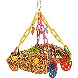 "Super Bird Creations Hot Rod Bird Toy 11"" X 8"""