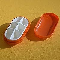 Riklos 6 Teile Pille Travel Box Tablet Halter Medizin Dispenser Organizer Lagerung Tablettenteiler & Mörser preisvergleich bei billige-tabletten.eu
