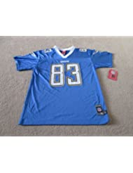 US-San Diego chargeurs Sports Maillot de Football-Junior-Jackson 83 X Large/homme S Owc NWT
