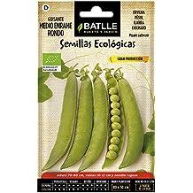 Semillas Ecológicas Leguminosas - Guisante Medio Enrame Rondo - ECO - Batlle