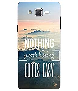 Snazzy Printed Back Cover for Samsung Galaxy J2