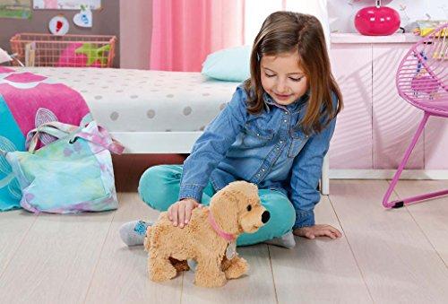 Puppen & Zubehör Kleidung & Accessoires PräZise Baby Born Zapf Creation Stirnband Farbe Lila Pink Mit Motiv Spielzeug Puppe