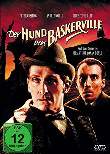 Der Hund von Baskerville (1959) [Blu-ray]