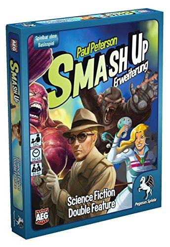 Pegasus Spiele 17263G - Smash Up, Science Fiction Double Feature
