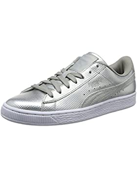Puma Unisex-Erwachsene Basket Classic Holographic Low-Top