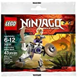 LEGO NEW Polybag Ninjago 30291 Anacondrai Battle Mech