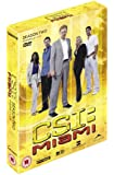 C.S.I: Crime Scene Investigation - Miami - Season 2 Part 1 [DVD] [2003]
