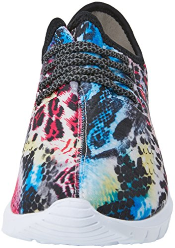 Beppi Casual Shoe, Chaussures de Fitness Femme Noir (Black)