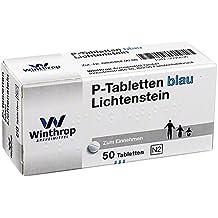 Placebo Tabletten Oval