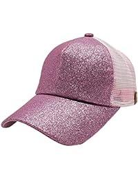 BoBo-88 Berretti 2018 Cappello Cappellini da Sole Berretto da con Baseball  Coda Unique Stlie di Cavallo da Donna… 0c718d5a75f5