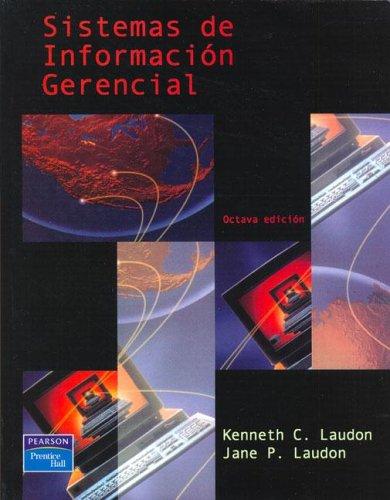 Sistemas De Informacion Gerencial, 8Ed