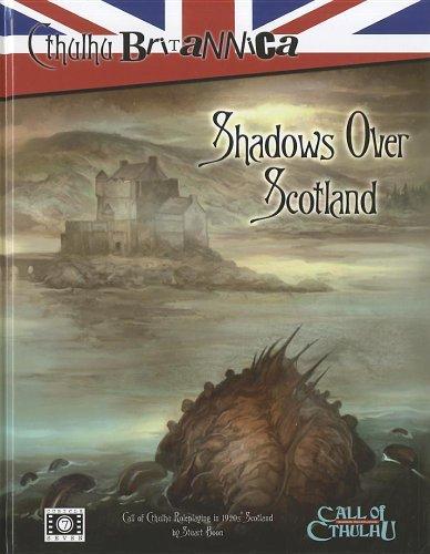 Shadows Over Scotland (Cthulhu Britannica) by Stuart Boon (2011-05-25) par Stuart Boon