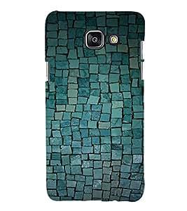 EPICCASE Piled up bricks Mobile Back Case Cover For Samsung Galaxy A7 (2016) (Designer Case)