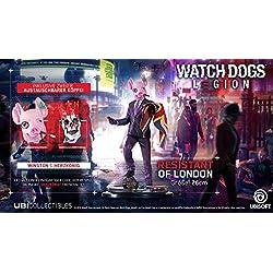 Watch Dogs Legion Gold + Figura Resistant of London Watch Dogs ...