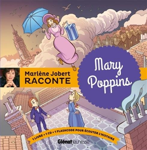 Marlène Jobert raconte : Mary Poppins (1CD audio)