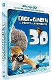 L'Age de glace 4 : La dérive des continents [Combo Blu-ray 3D + Blu-ray + DVD + Copie digitale] [Import italien]