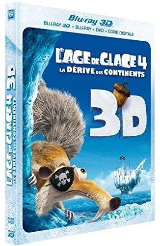 L'age de glace 4 [Blu-ray] [FR Import]