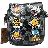 """Smiley World """"Hip Hop""""handbag Carry Bag Original"""