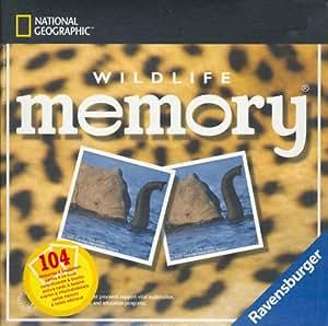 National Geographic Wildlife Memory