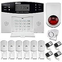 alarmas gsm para casa - Amazon.es