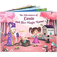 Personalised Keepsake Story Book for Kids - Totally Unique - Great Birthday, Christening Gift for Boys and Girls