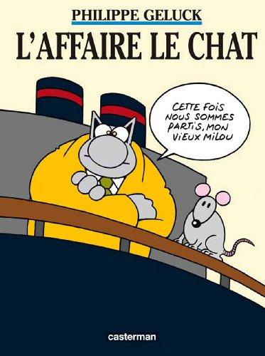 Le Chat, Tome 11 : L'affaire le Chat (mini album)