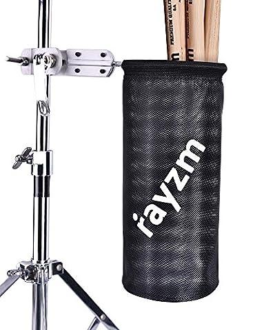 Rayzm support de sac pour baguette batterie, 1680D Oxford Nylon