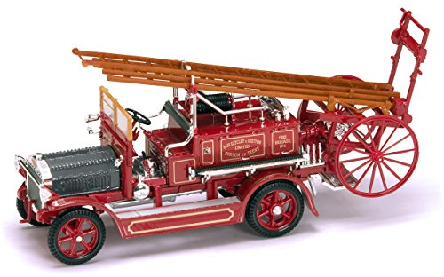 lucky-die-cast-1921-dennis-n-type-fire-engine-die-cast-collectors-model-red