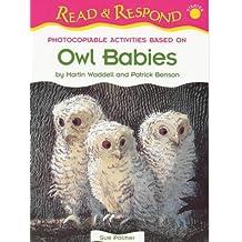 """""""Owl Babies"""" (Read & Respond Starter)"""