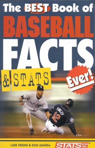 The Best Book of Baseball Facts & Stats Ever por Luke Friend
