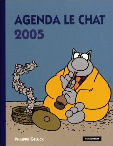 Agenda Le Chat 2005 : Grand format