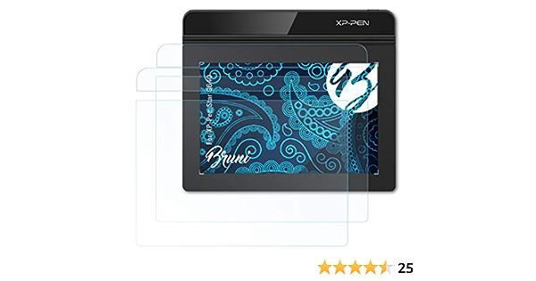 Bruni Schutzfolie Kompatibel Mit Xp Pen Star G640 Computer Zubehör
