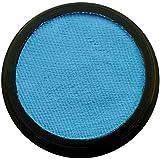 Eulenspiegel 183779 - Profi - Aqua Schminke hellblau, 30 g / 20 ml