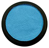Eulenspiegel 183779 - Profi-Aqua Make-up Schminke - Hellblau - 20 ml/35g