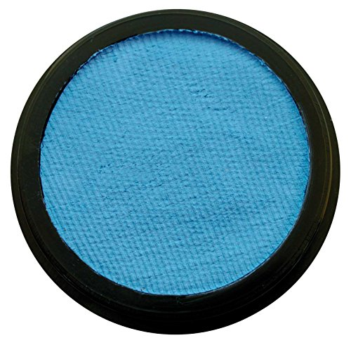 Eulenspiegel 183779 - Profi-Aqua Make-up Schminke - Hellblau - 20 ml / 35g