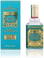 Echt Kolnisch Wasser No 4711 For Men And Women - Eau de Cologne Natural Spray, 90ml
