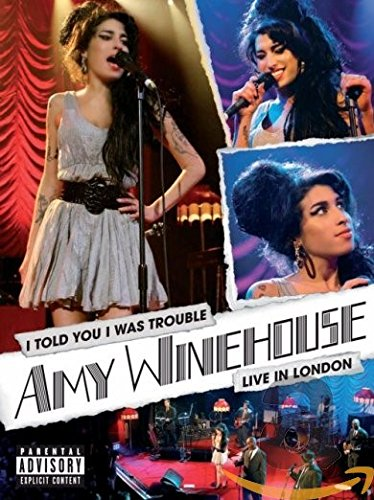 I Told You I Was Trouble - Live In London [Import italien]