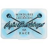 Mindless Longboards Voodoo JuJu Bushings Lager, Unisex Erwachsene Einheitsgröße Blau