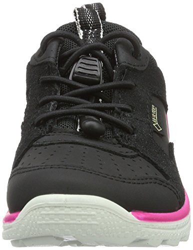 ECCO Biom Trail Kids, Scarpe Sportive Outdoor Bambina Nero (50230black/black-black)
