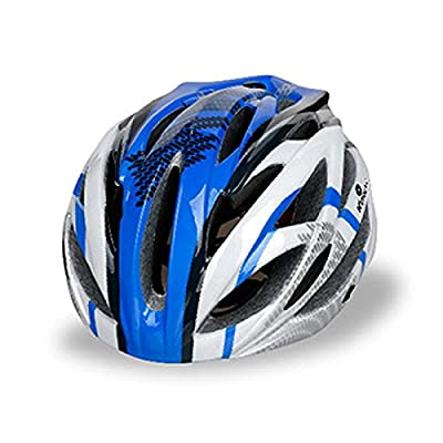 Qarape Bike Helmet with Removable Visor Shield Adjustable Road Mountain Safety Ultralight Protection Comfortable Lightweight Biking Bicycle Mountain Road Suitable for Cycling Skating Scooter Motorcycle Outdoor Sports Men Women Helmet by Qarape