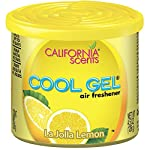 A very cool way to freshen your car's interior. Pop the top, replace the cap and drop Cool Gel into a cup holder or under the seat. Instantly, your car's interior is filled with the wonderful fragrance of California Scents.